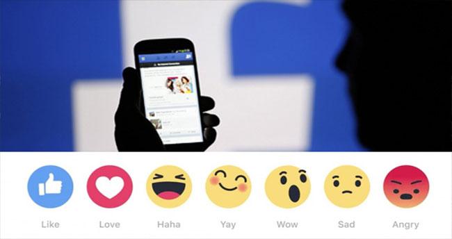 Facebook'ta 'beğen' butonuna alternatifler geliyor