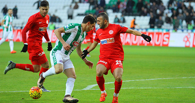 Torku Konyaspor tur peşinde