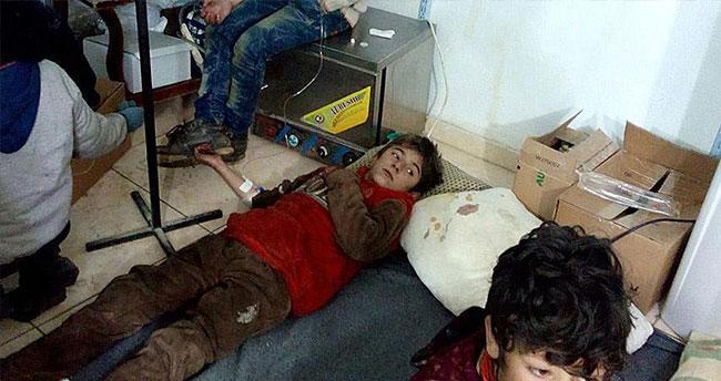 Madaya'da 16 kişi daha açlıktan öldü