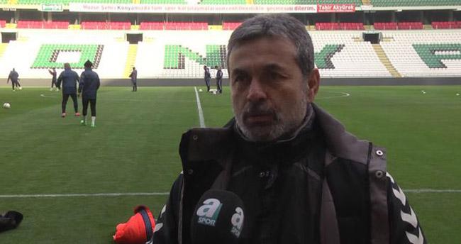 Aykut Kocaman: En büyük hedefimiz kupada final