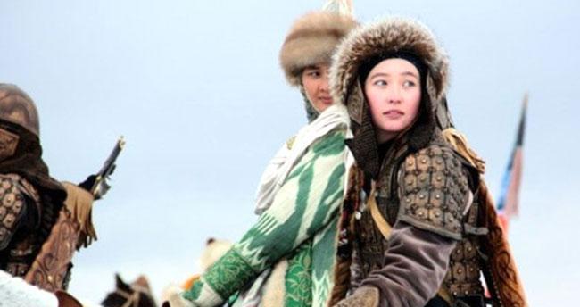 Kazakların tarihi dizi oluyor!