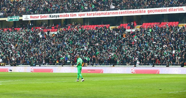 Torku Konyaspor çeyrek finalde!