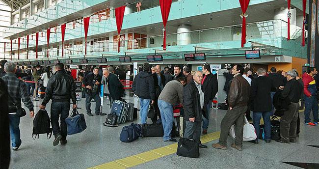 Uçak bileti fiyatlarını düşürecek müzakere başladı