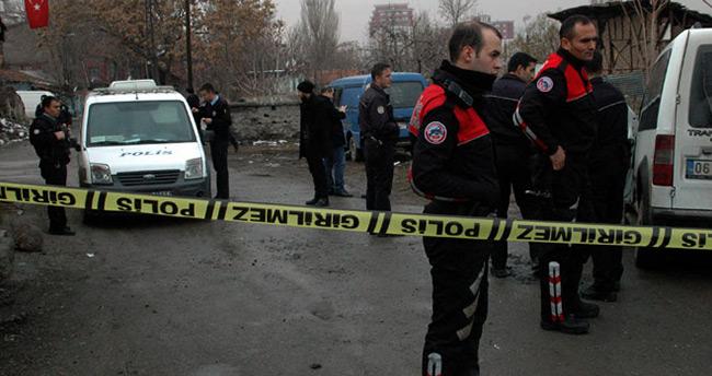 Başkent'te polise ateş açıldı!