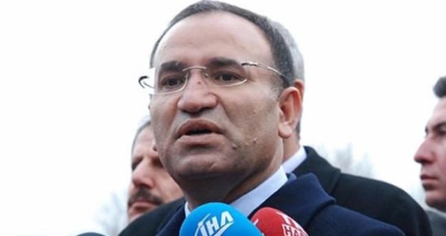 Bekir Bozdağ: HDP'li vekil teröriste yardım yapıyor