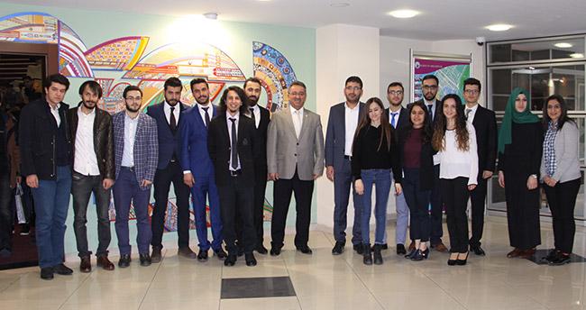 Gençlik Meclisi toplantısı yapıldı