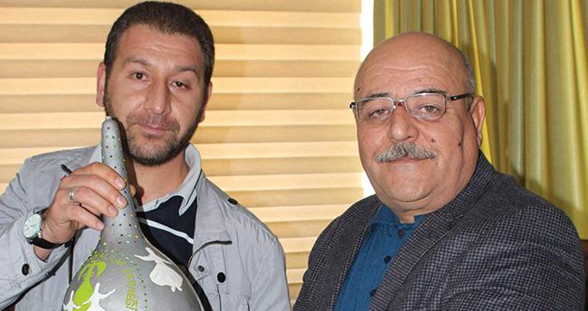 Hasan Hüseyin Cengiz Antalya Konyalılar Derneği başkanı oldu