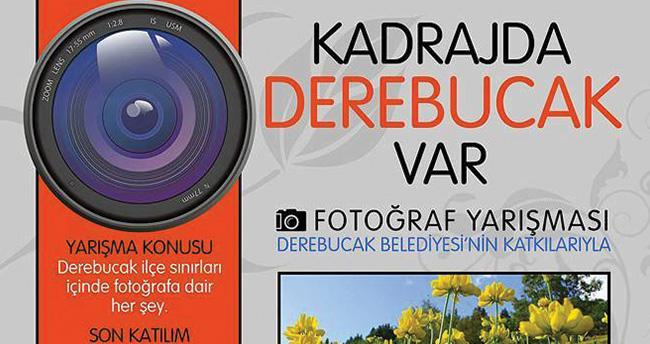 Kadrajda Derebucak Var fotoğraf yarışması başladı