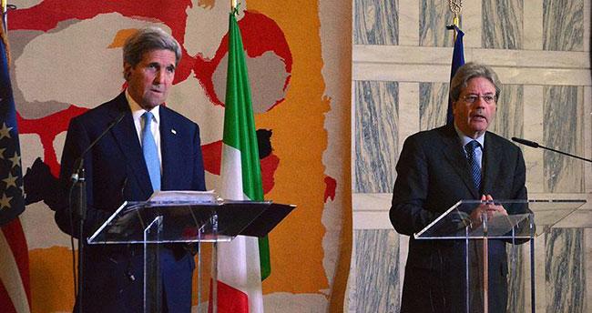 ABD Dışişleri Bakanı Kerry: DAEŞ'i ezmeye devam edeceğiz