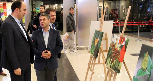 Aşkın Kanatları fotoğraf sergisi açıldı