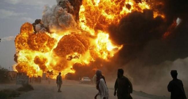 Kabil'de intihar saldırısı: 20 ölü var