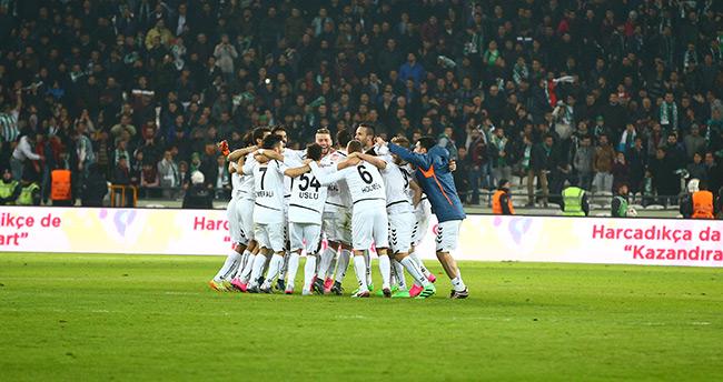 İşte Konyspor'un Ziraat Kupası'ndaki Rakibi