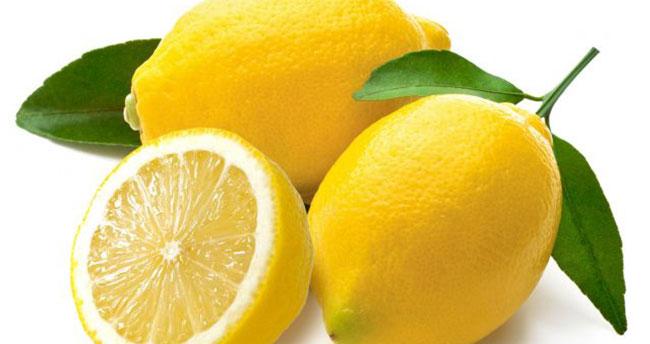 Limonu topuklarınıza sürün! İşte mucizevi faydası