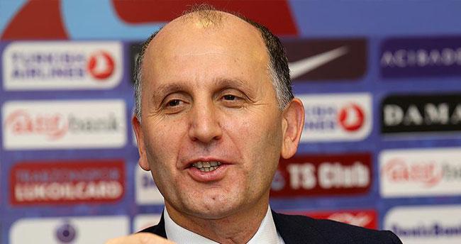 Trabzonspor Kulübü Başkanı Usta: Bu sene çile senesi
