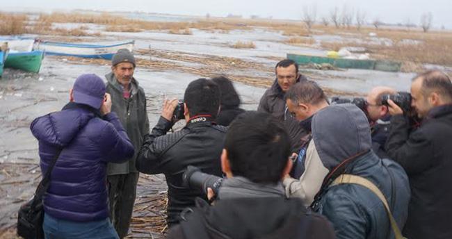 Fotoğrafseverler Beyşehir'de buluştu