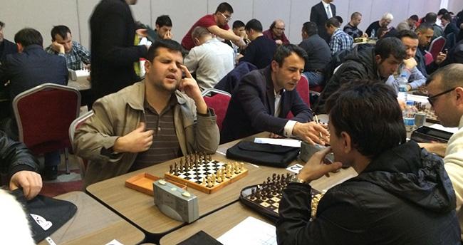Görme Engelliler Türkiye Satranç Şampiyonasında 5 Konyalı