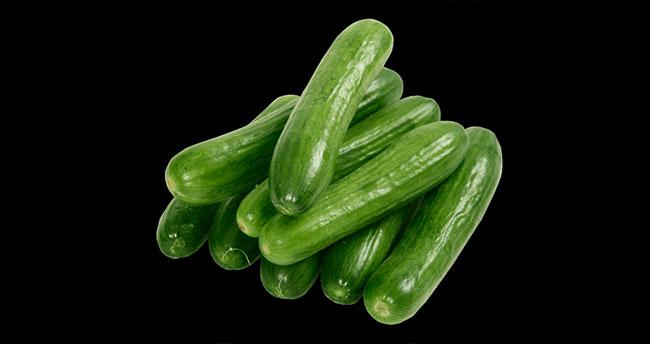 Salatalığın faydaları saymakla bitmiyor