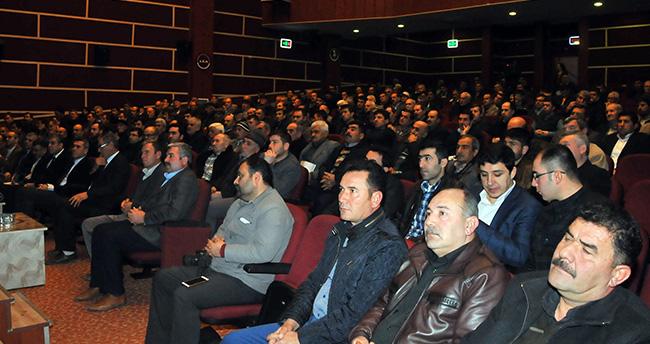 Akşehir'de IPART tanıtım toplantısı