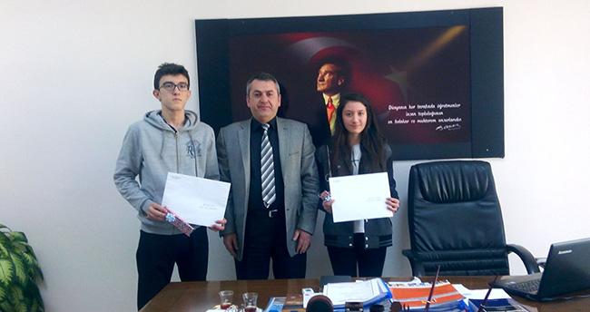 Bakan Yardımcısı Erdem'den TEOG şampiyonlarına ödül