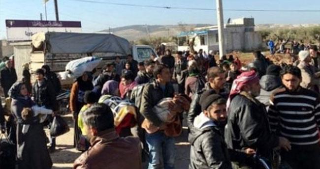 Binlerce kişi Türkiye'ye yöneldi!
