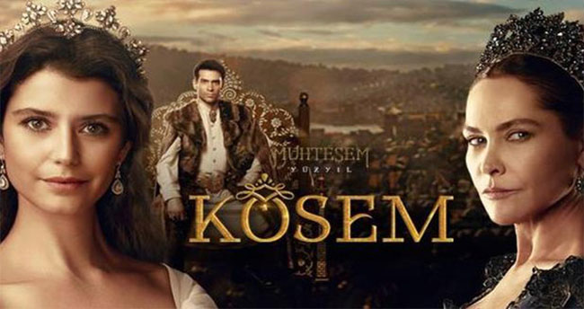 Yapımcısından 'Kösem Sultan' açıklaması
