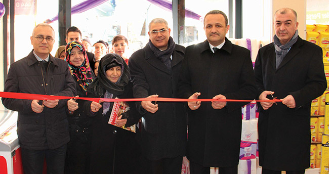 Adese'nin 153.mağazası Ankara'da açıldı