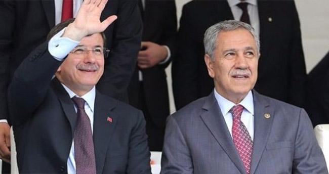 Ahmet Davutoğlu'ndan Bülent Arınç'a uyarı
