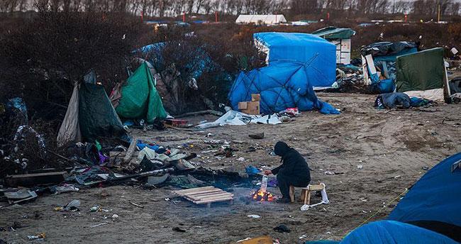 BM Fransa'daki sığınmacıların durumundan endişeli