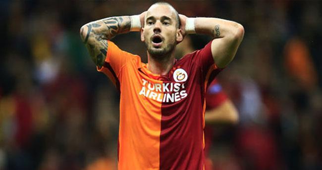 Burak'tan sonra bir teklif de Sneijder'e!