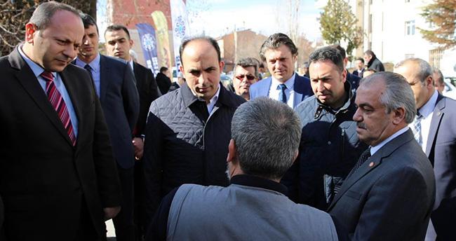 Başkan Altay Cuma Buluşmaları'nda