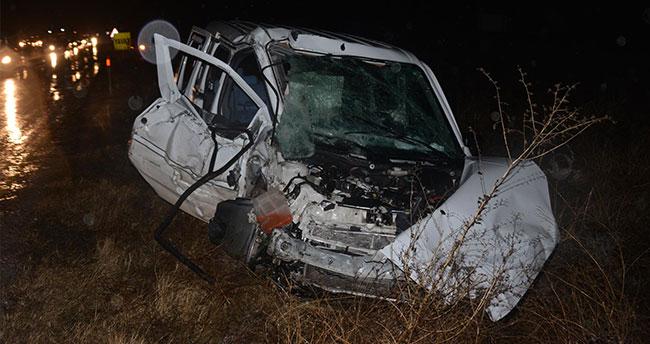 Konya'da trafik kazası: 26 yaralı