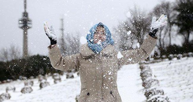Meteorolojiden Konya'ya kar uyarısı-Konya hava durumu