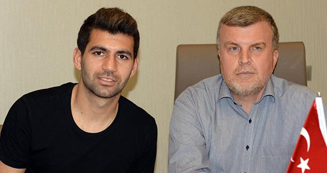 Torku Konyaspor'da Selim Ay'ın sözleşmesi uzatıldı