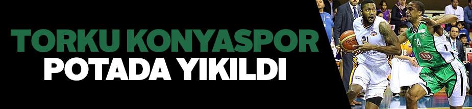 Torku Konyaspor potada yıkıldı!