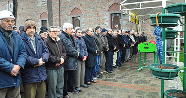 Halil Ergün'ün acı günü