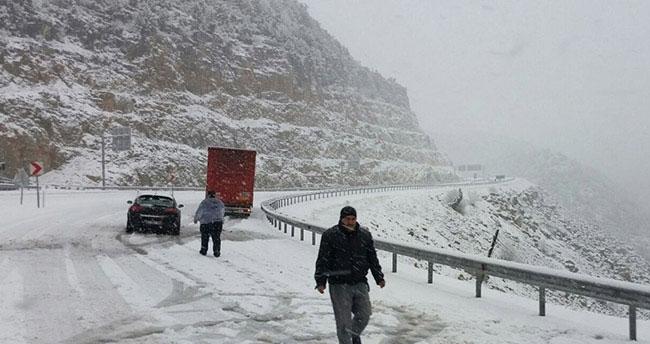 Seydişehir-Antalya karayolu araç trafiğine açıldı