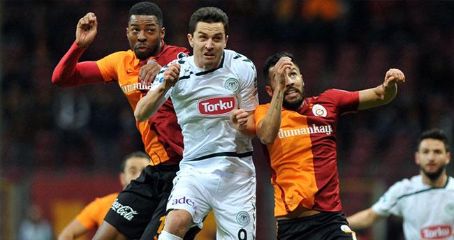 Torku Konyaspor İstanbul'dan puanla dönüyor!
