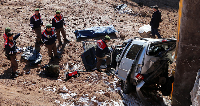 Konya-Ankara yolunda kaza: 3 ölü