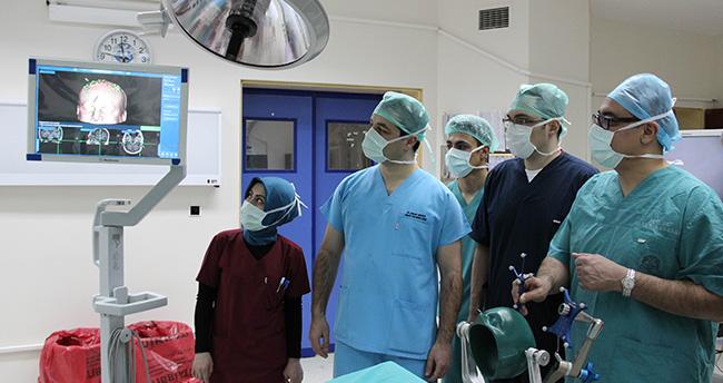 Konya'da beyin cerrahisinde yeni dönem