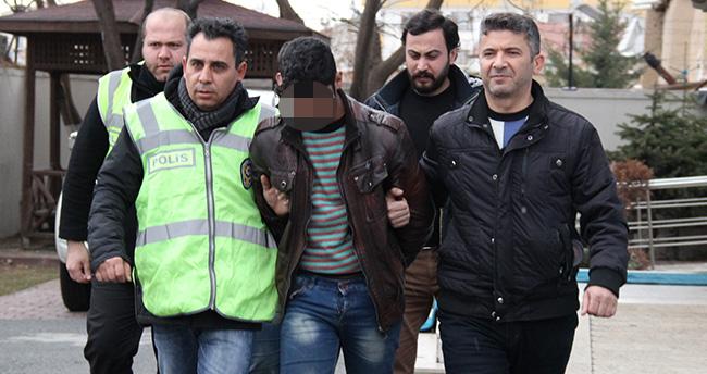 Konya'da Suriyeli hırsızlar yakalandı