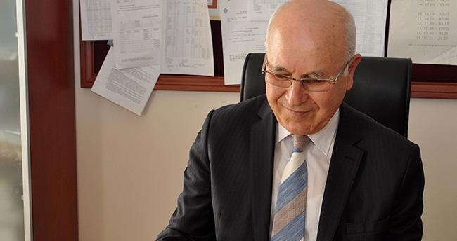 Prof. Dr. Ali Berat Alptekin'e ödül