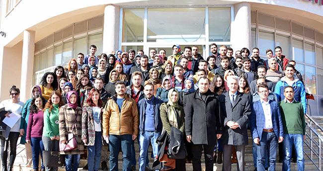 Şırnak'ta görev yapan öğretmenler Konya'da buluştu