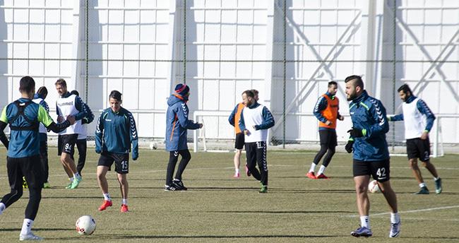 Torku Konyaspor'da kupa mesaisi
