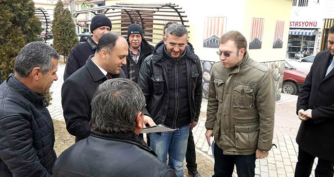 Beyşehir'de Şadırvan Meydanı'na düzenleme