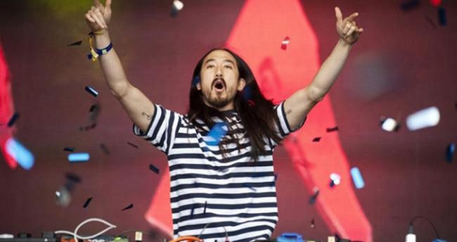 DJ Aoki Türkiye'ye geliyor