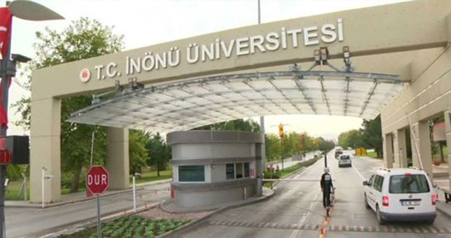 İnönü Üniversitesi'nde patlama: 3 yaralı