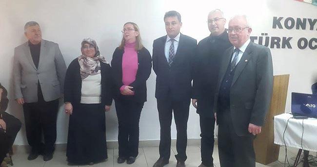 Konya Türk Ocağı'nda Genel Kurul heyecanı