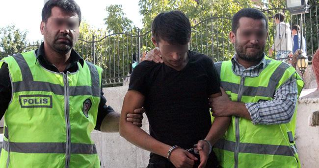 Pompalı tüfekli gaspçılara 20 yıl hapis