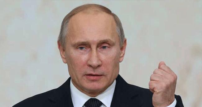 Putin barışmak için şartını söyledi