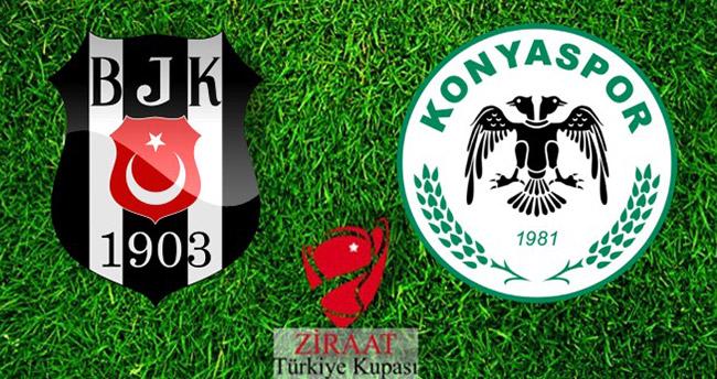 Beşiktaş Konya maçı ne ne zaman, hangi kanalda, saat kaçta?